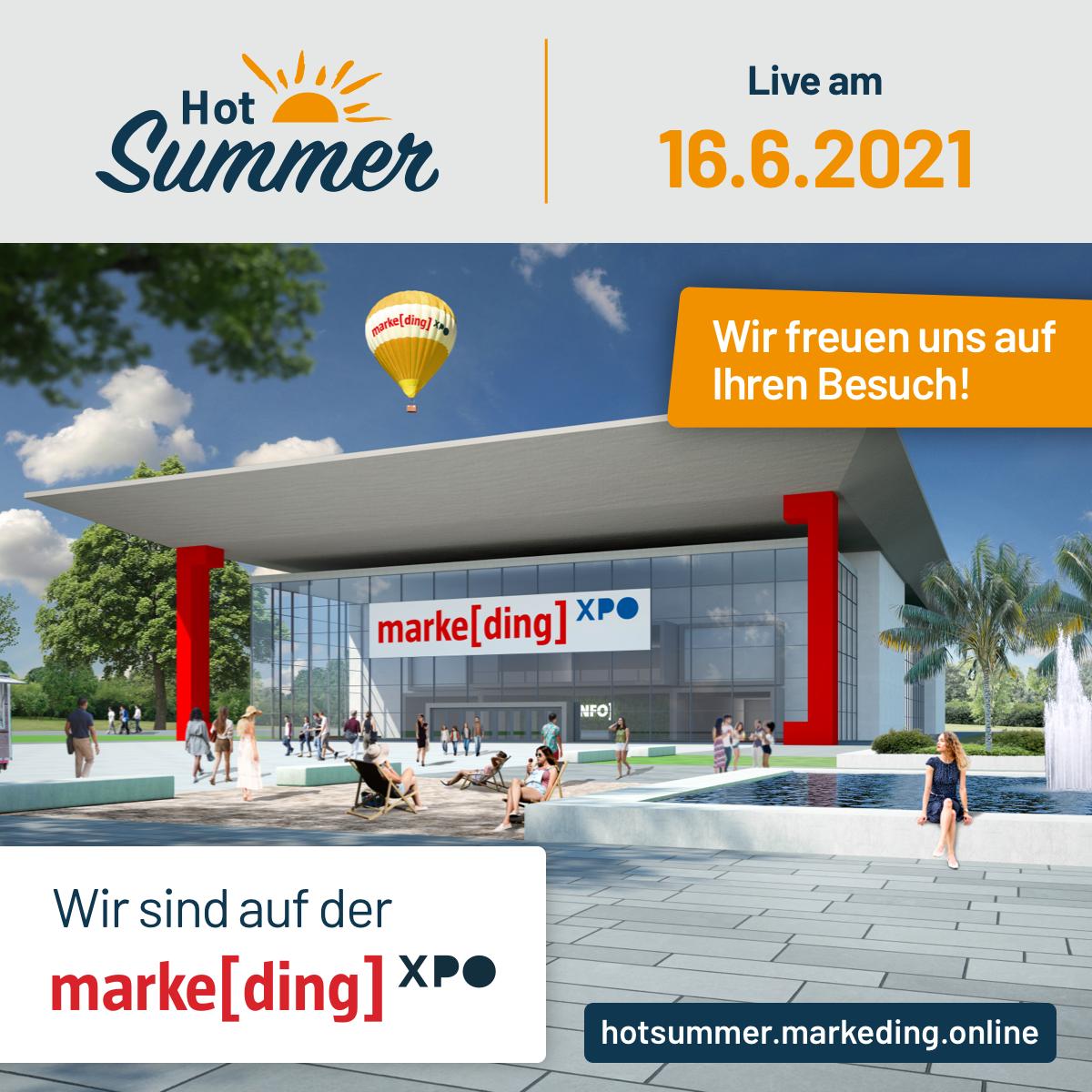 HOT SUMMER B2B Messe