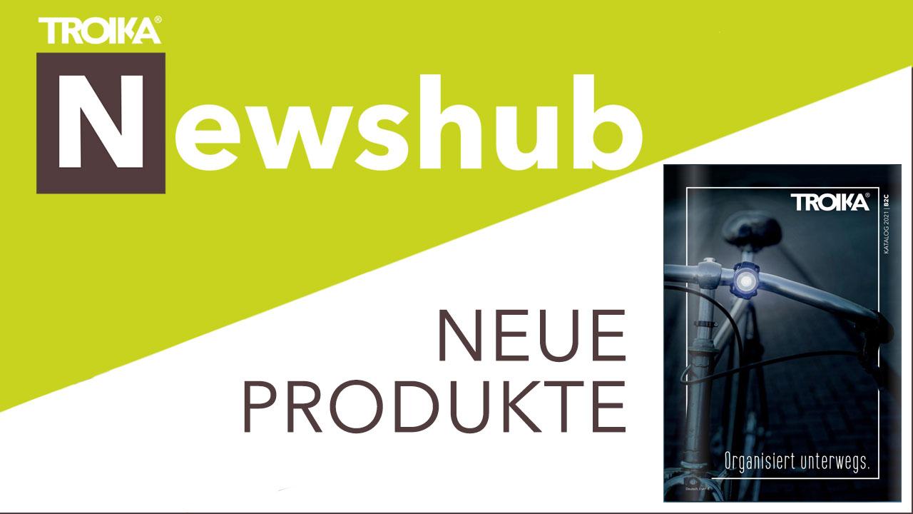 Neuheitenvorstellung NEWSHUB September