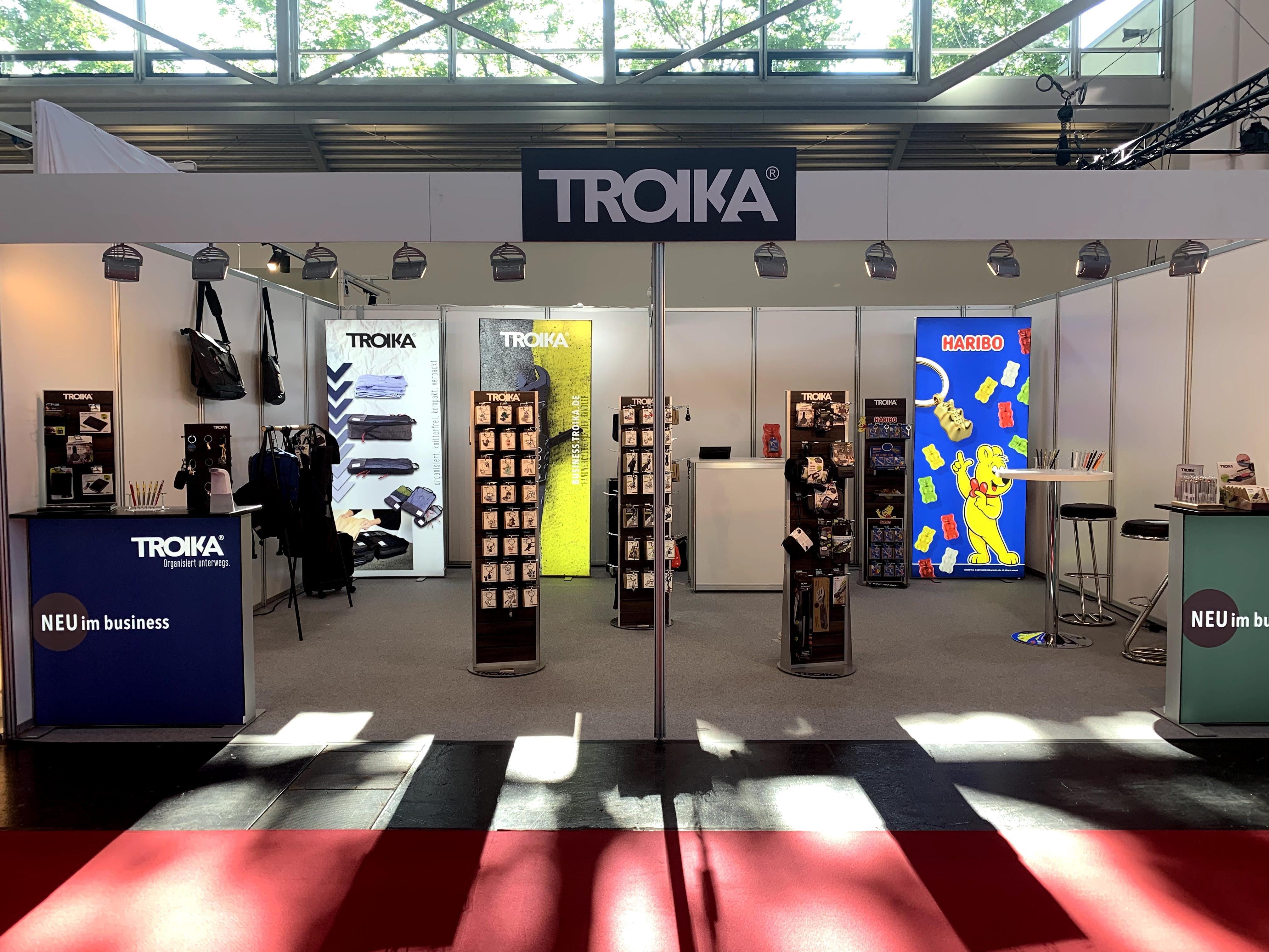 TROIKA goes TRENDSET - Messebericht