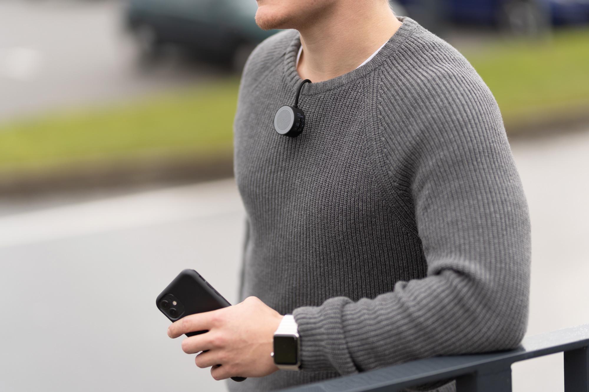 Wir stellen vor: das neue Video zum Bluetooth Lautsprecher TROIKA ECO SPEAKER. Praktisch für unterwegs, im Auto und beim Sport.